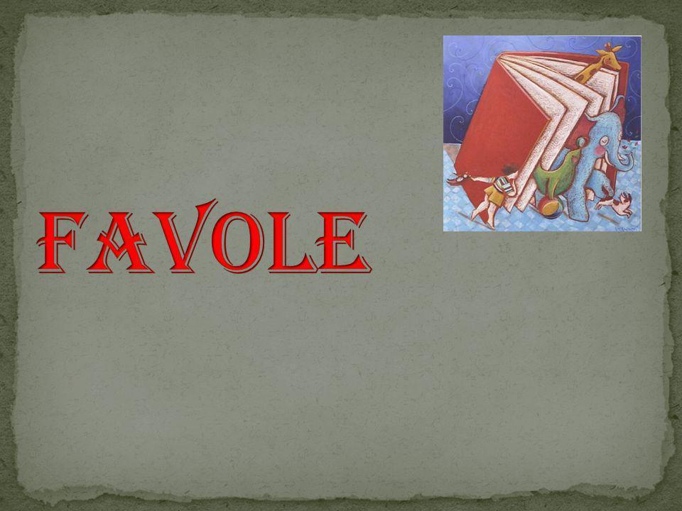 FAVOLE
