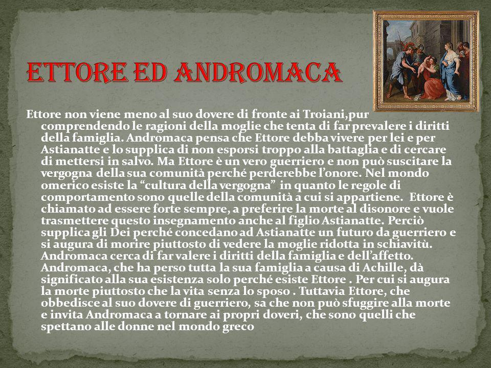 Ettore ed Andromaca