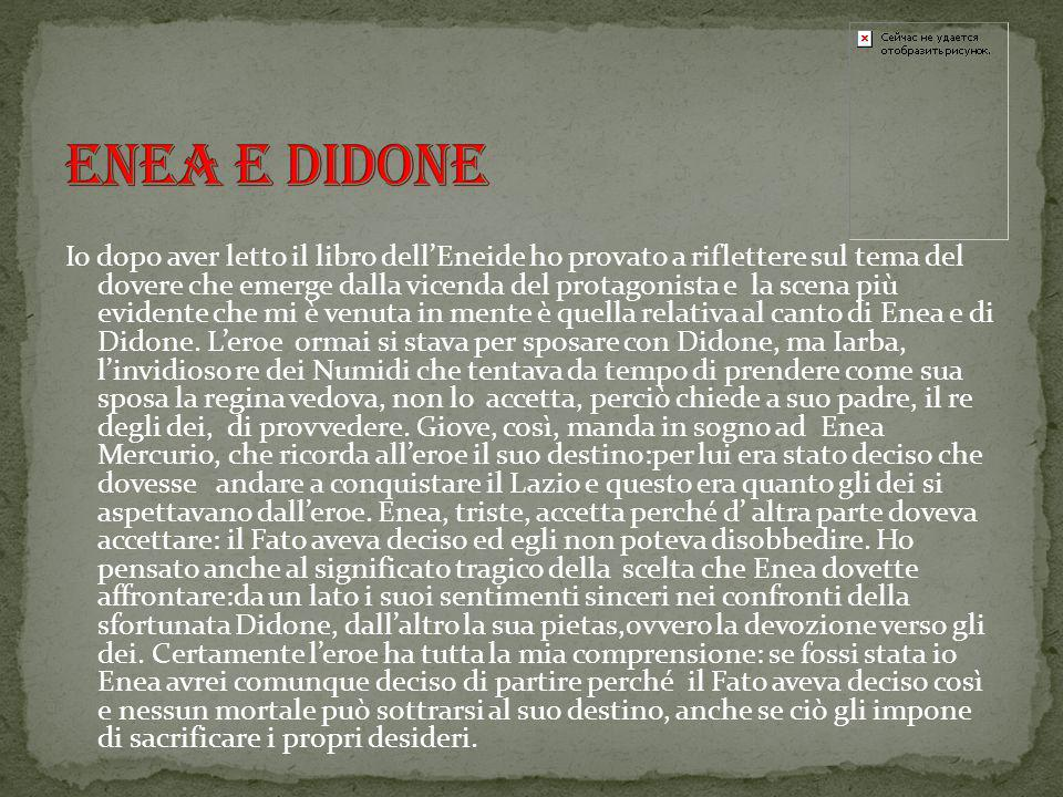 Enea e Didone