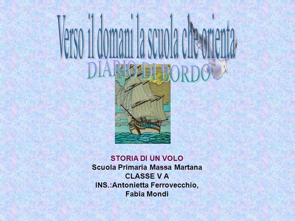 Scuola Primaria Massa Martana INS.:Antonietta Ferrovecchio,