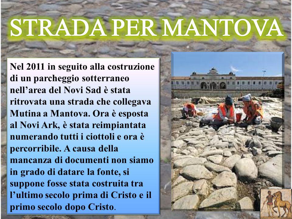 STRADA PER MANTOVA