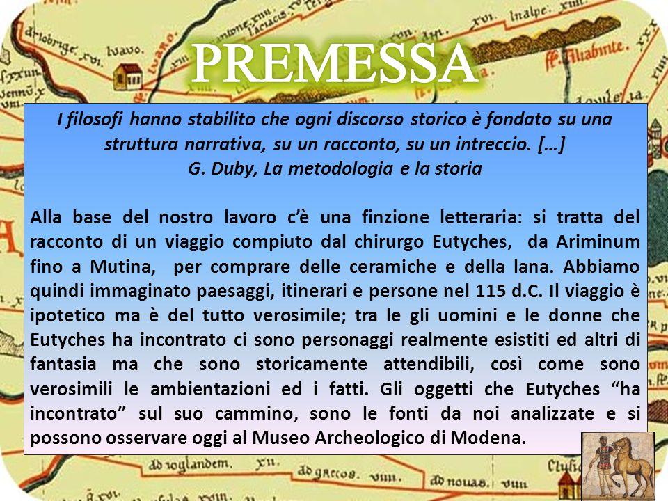 G. Duby, La metodologia e la storia