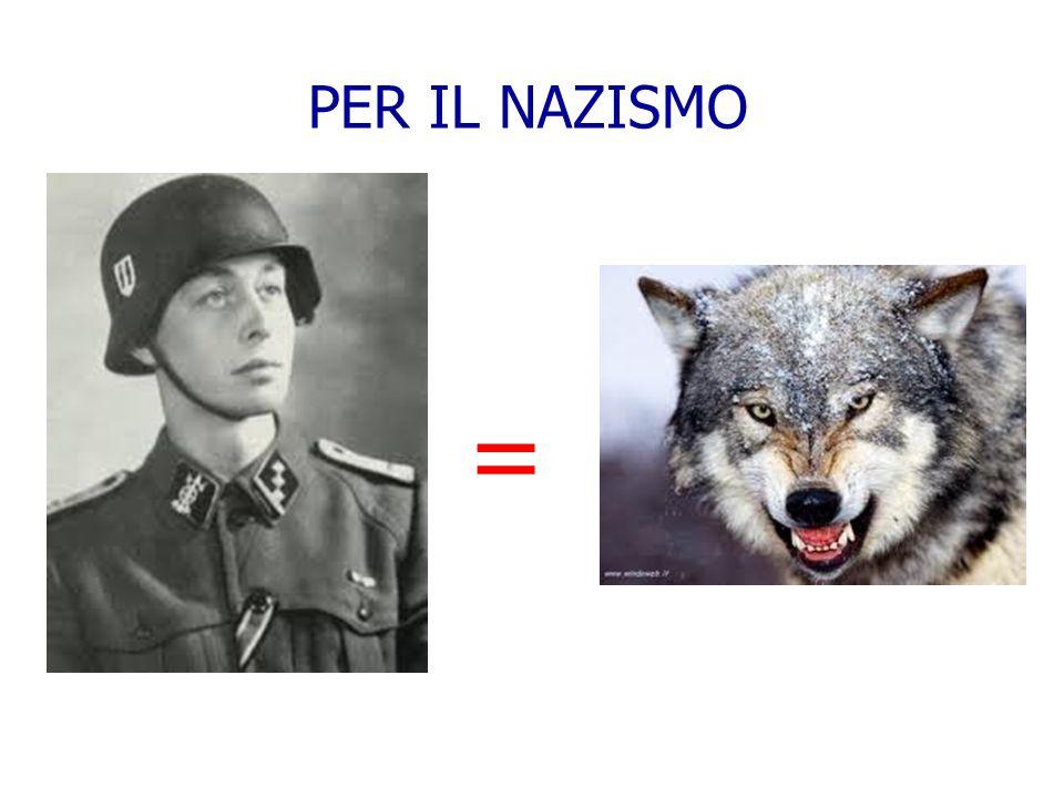 PER IL NAZISMO =