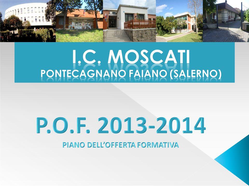 I.C. MOSCATI PONTECAGNANO Faiano (Salerno)