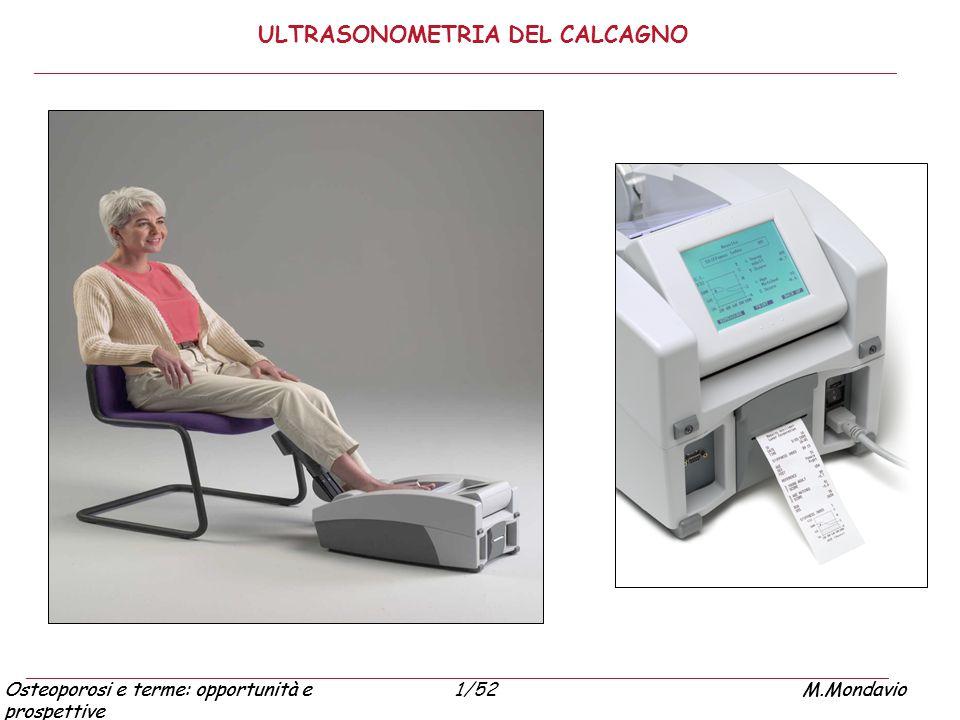 ULTRASONOMETRIA DEL CALCAGNO