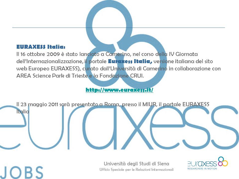 EURAXESS Italia: