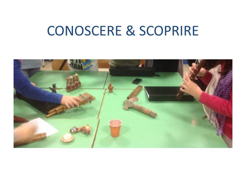 CONOSCERE & SCOPRIRE