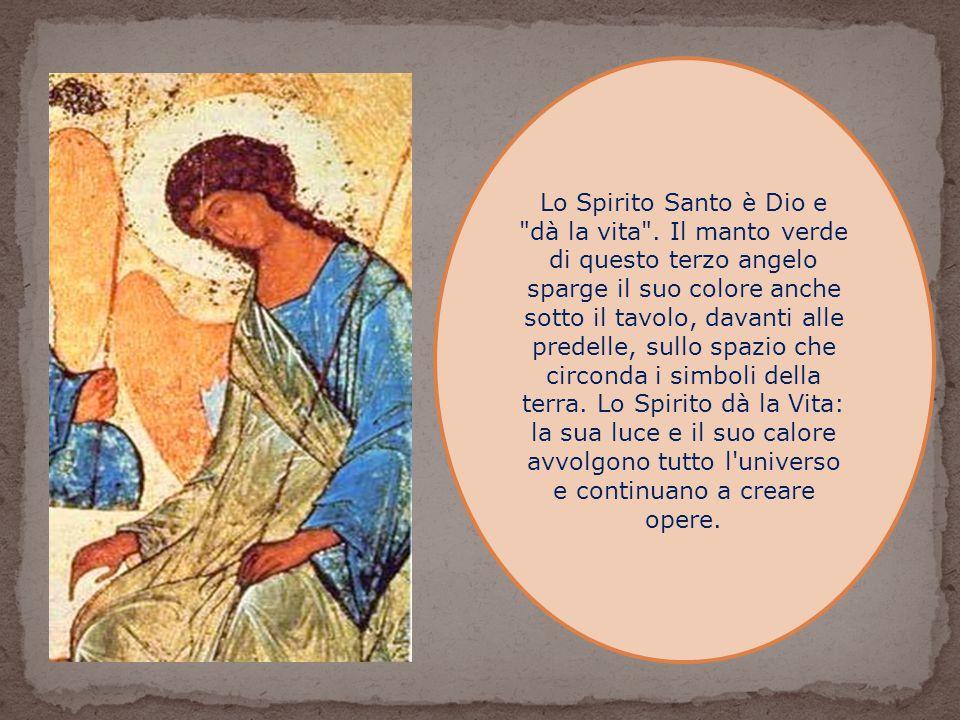 Lo Spirito Santo è Dio e dà la vita