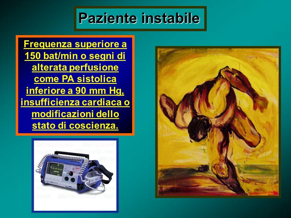 Paziente instabile Paziente instabile