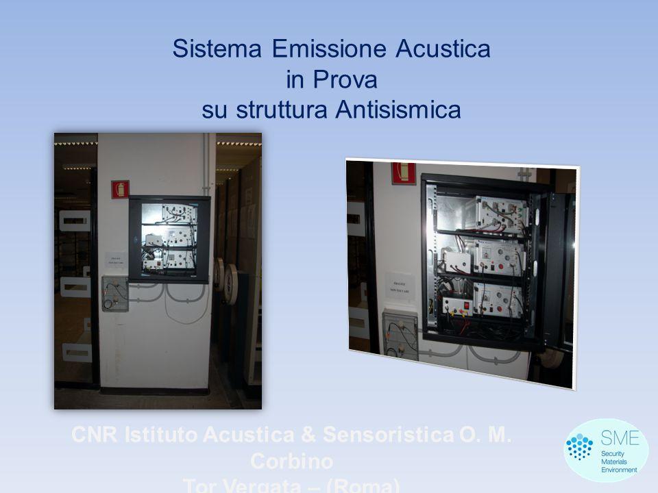 CNR Istituto Acustica & Sensoristica O. M. Corbino