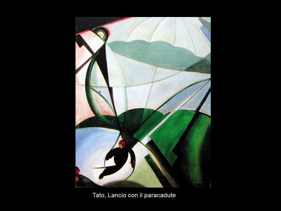 Tato, Lancio con il paracadute