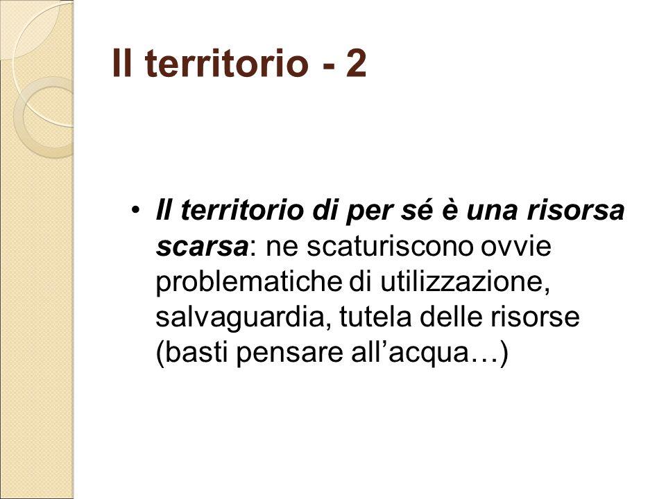 Il territorio - 2