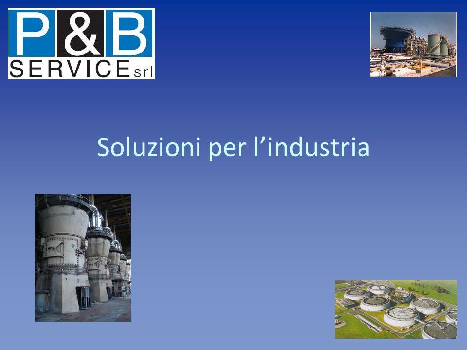 Soluzioni per l'industria