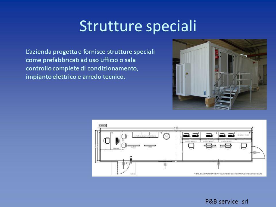 Strutture speciali