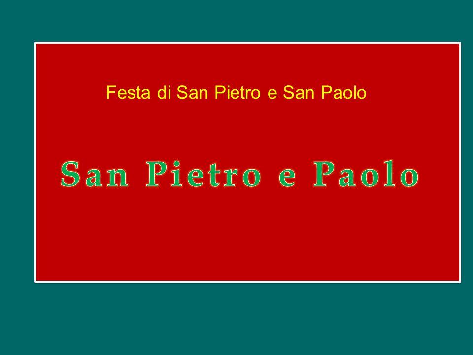 Festa di San Pietro e San Paolo