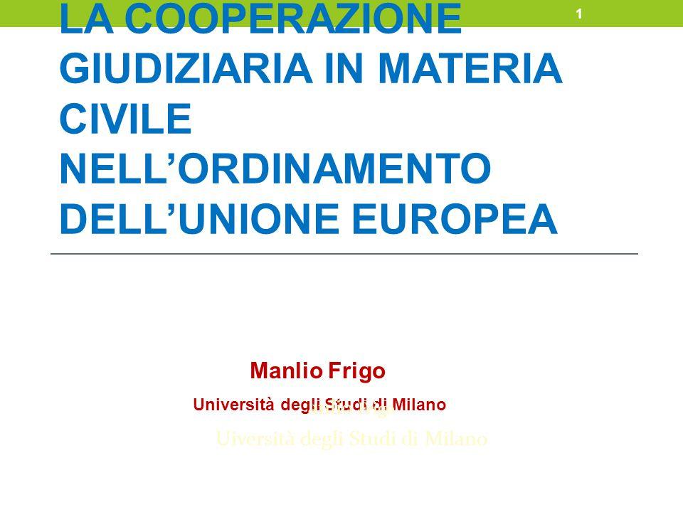 Uiversità degli Studi di Milano