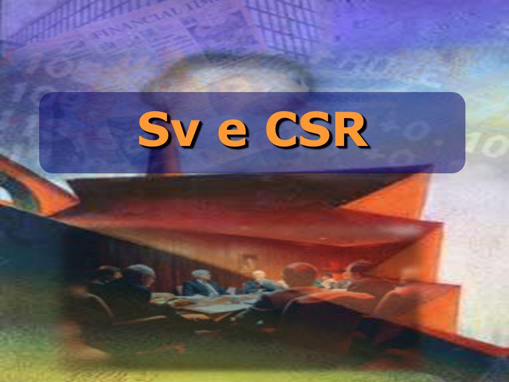 Sv e CSR