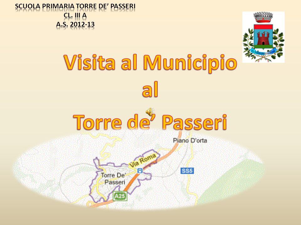 SCUOLA PRIMARIA TORRE DE' PASSERI