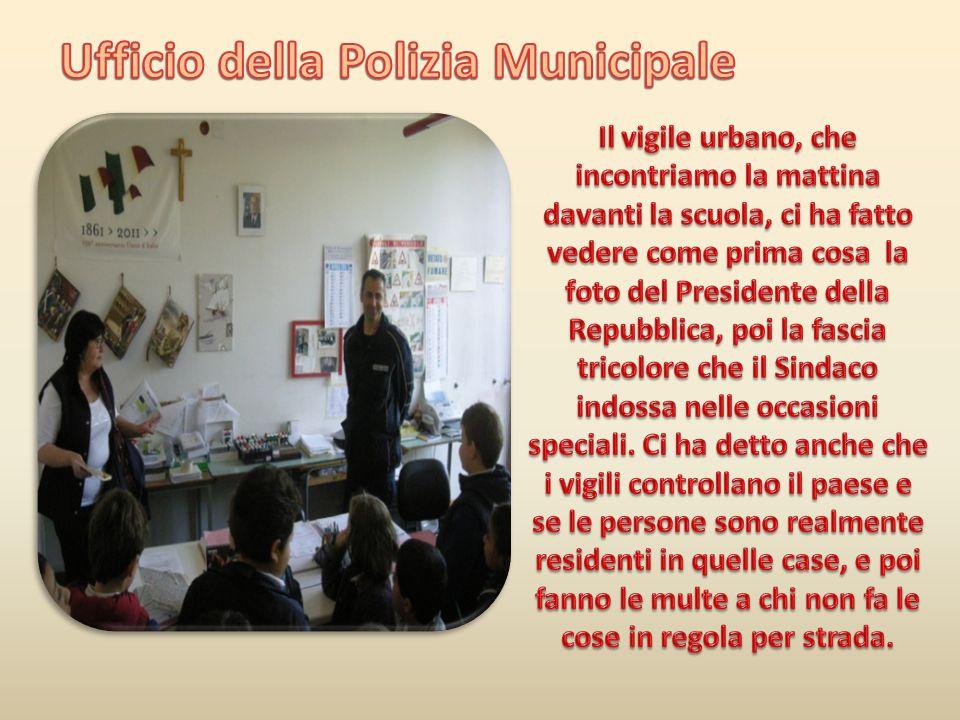 Ufficio della Polizia Municipale