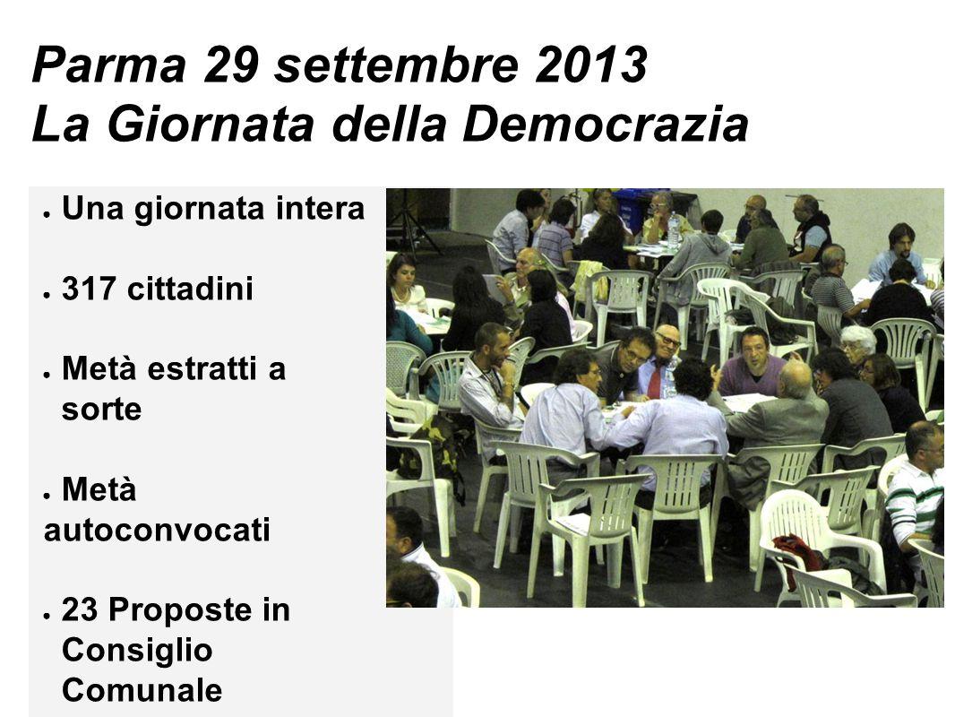 La Giornata della Democrazia