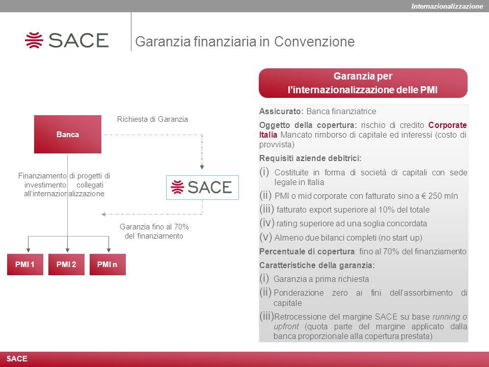 Garanzia finanziaria in Convenzione