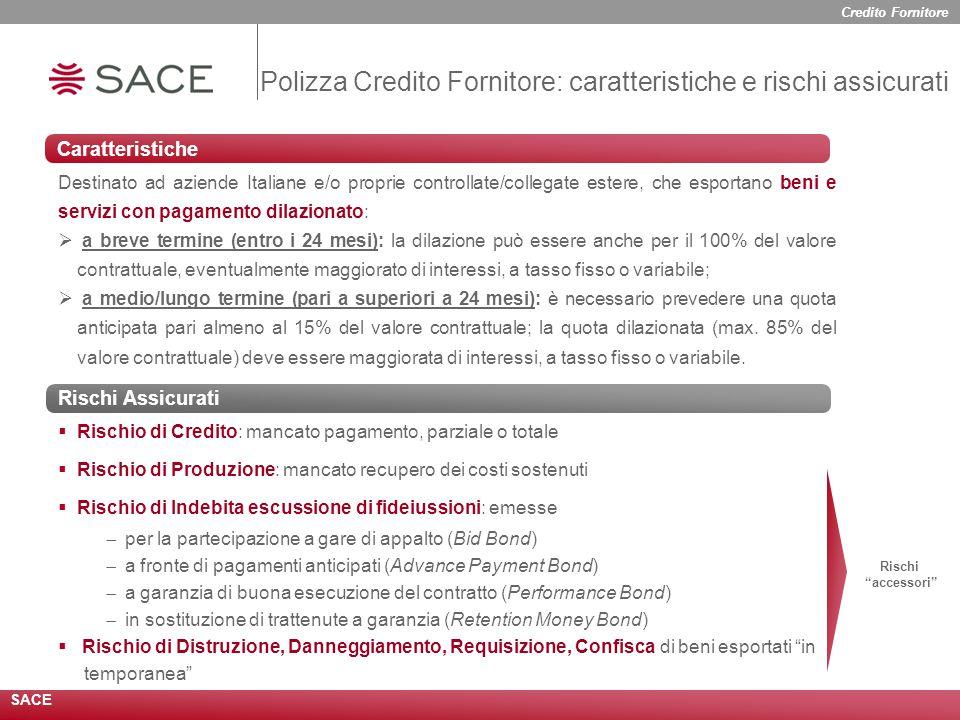 Polizza Credito Fornitore: caratteristiche e rischi assicurati