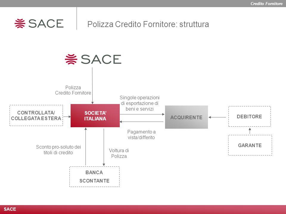 Polizza Credito Fornitore: struttura