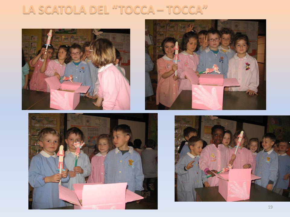 LA SCATOLA DEL TOCCA – TOCCA