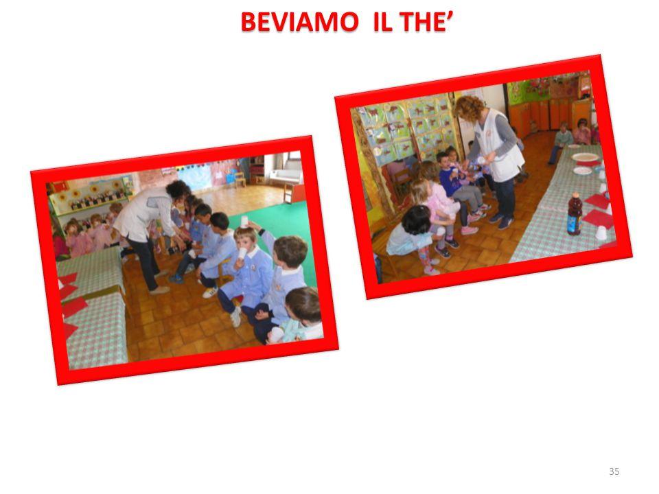 BEVIAMO IL THE'