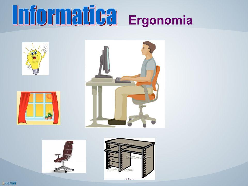 Informatica Ergonomia