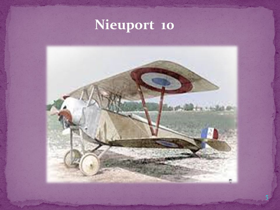 Nieuport 10