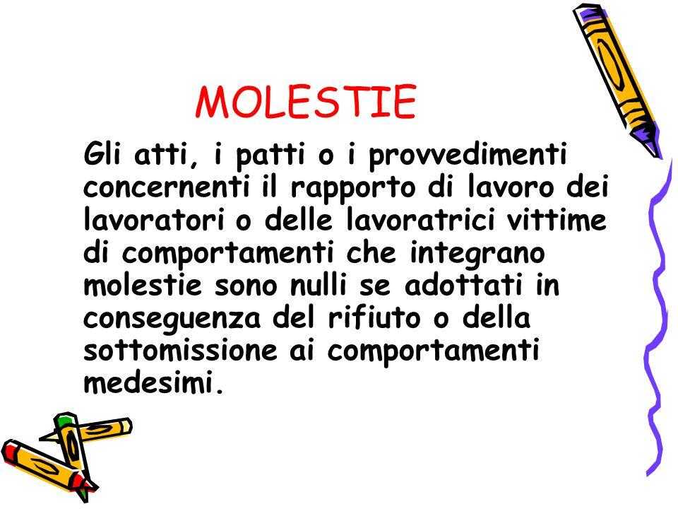 MOLESTIE