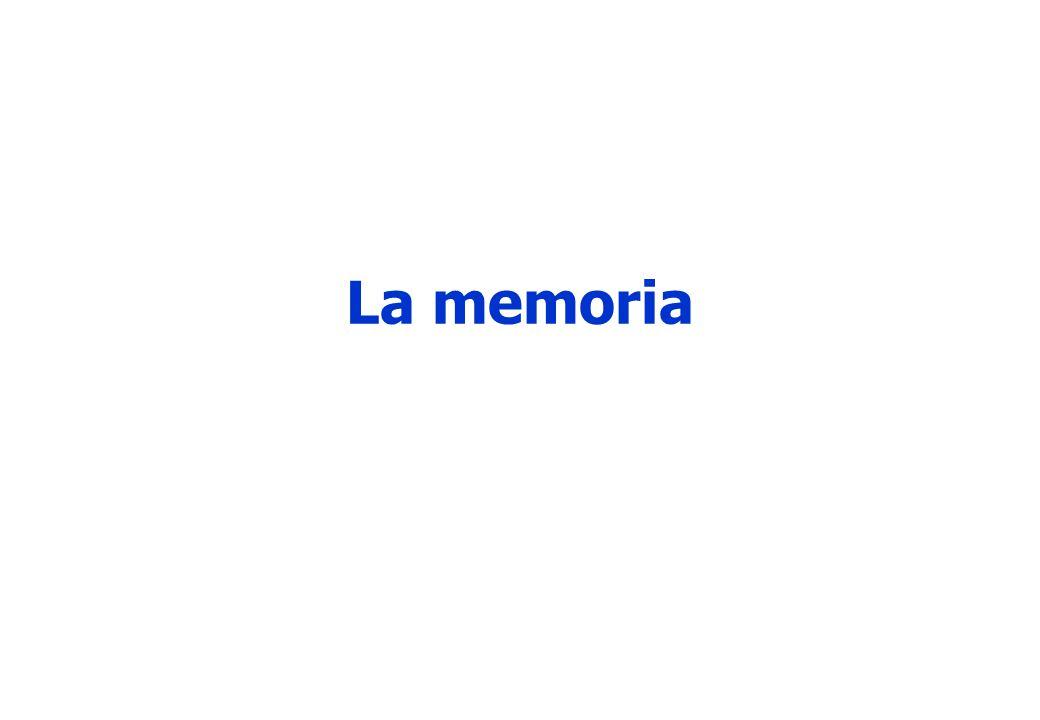 06/04/2017 La memoria Introduzione ai sistemi informatici