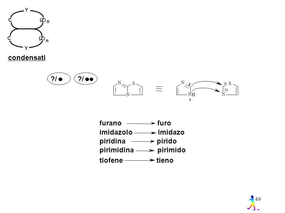 condensati / furano furo imidazolo imidazo piridina pirido