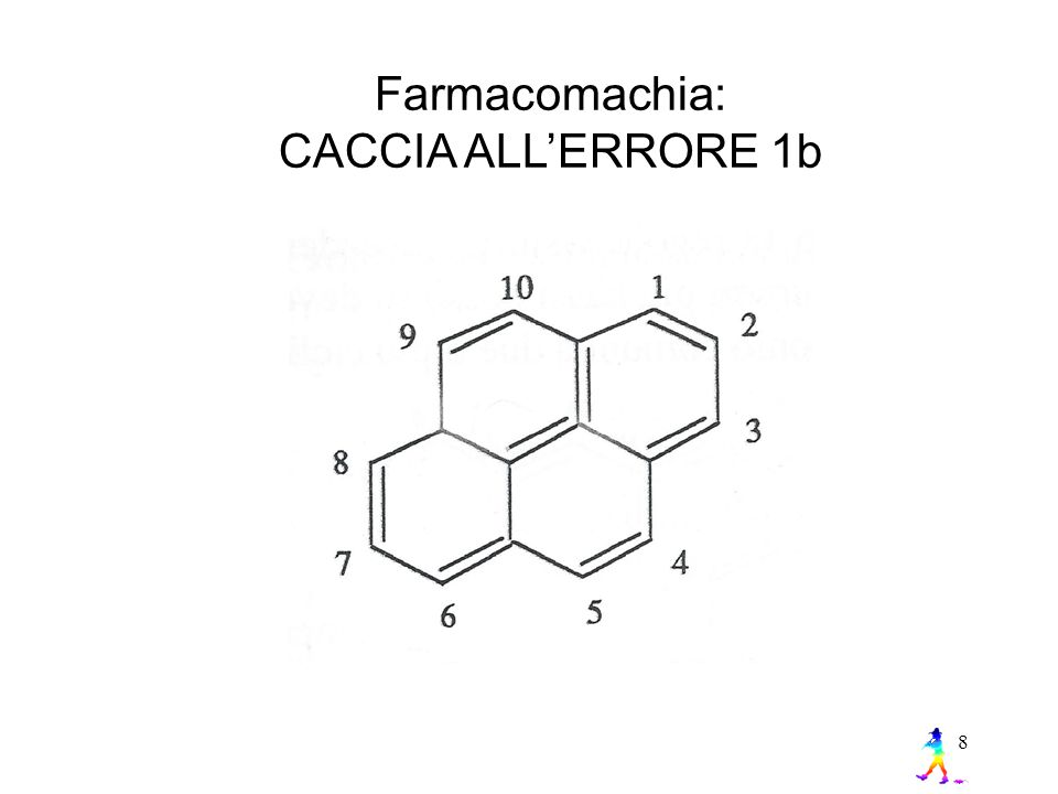 Farmacomachia: CACCIA ALL'ERRORE 1b