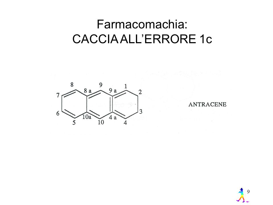 Farmacomachia: CACCIA ALL'ERRORE 1c