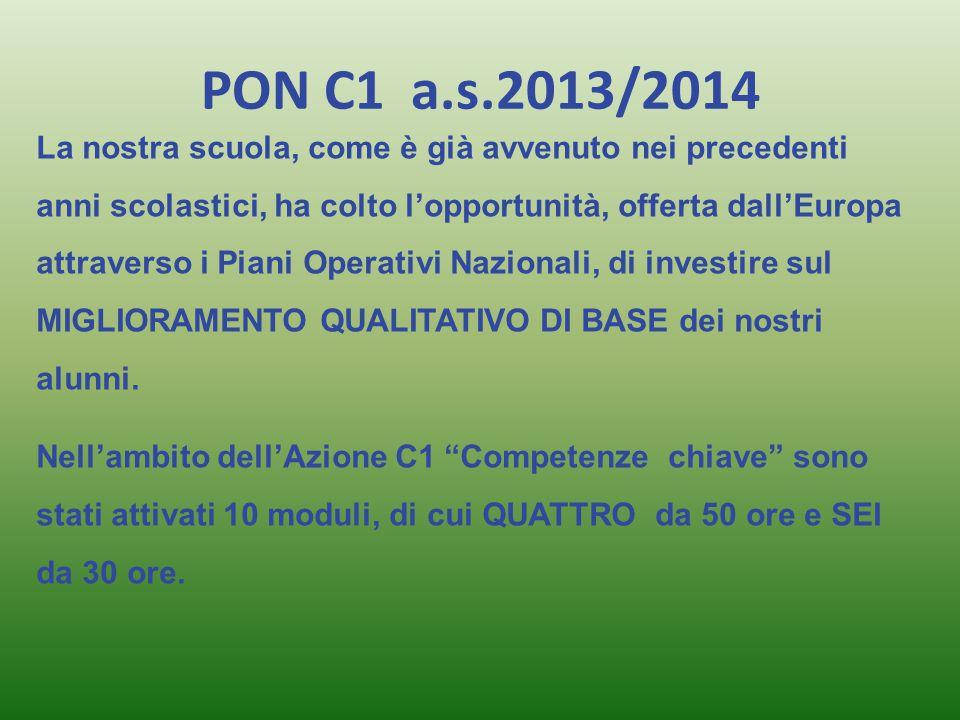 PON C1 a.s.2013/2014