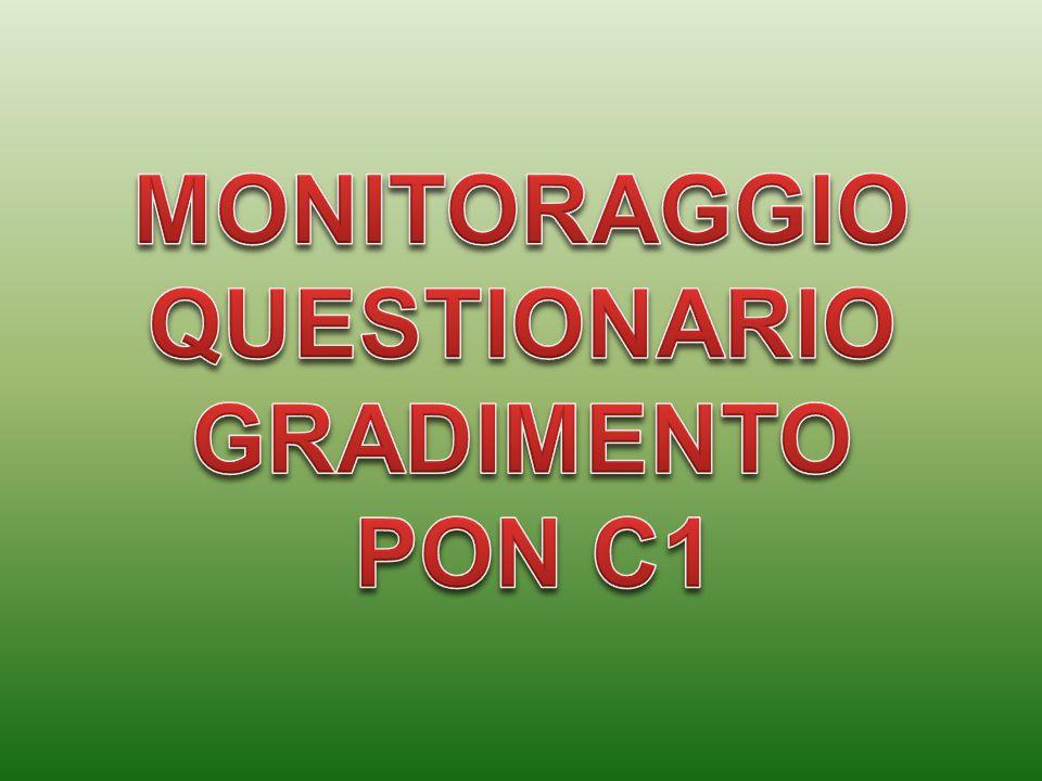 QUESTIONARIO GRADIMENTO