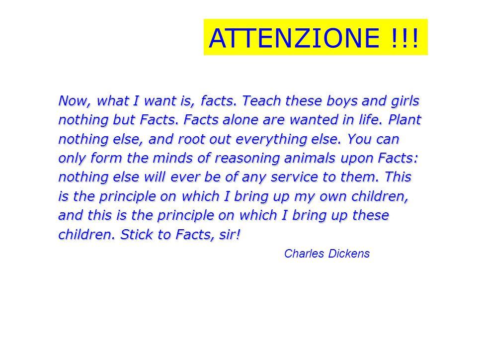 ATTENZIONE !!!