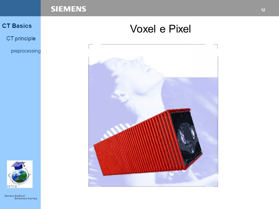 Voxel e Pixel