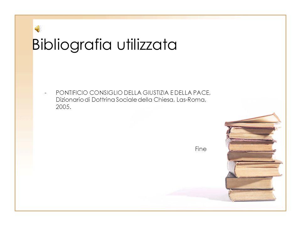 Bibliografia utilizzata