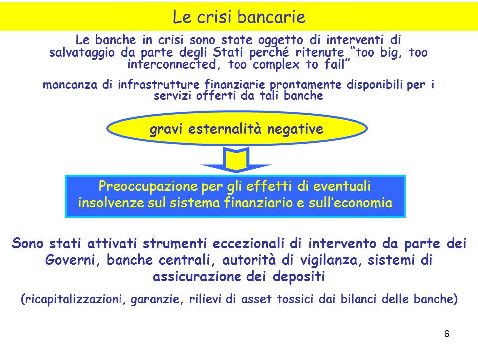 gravi esternalità negative