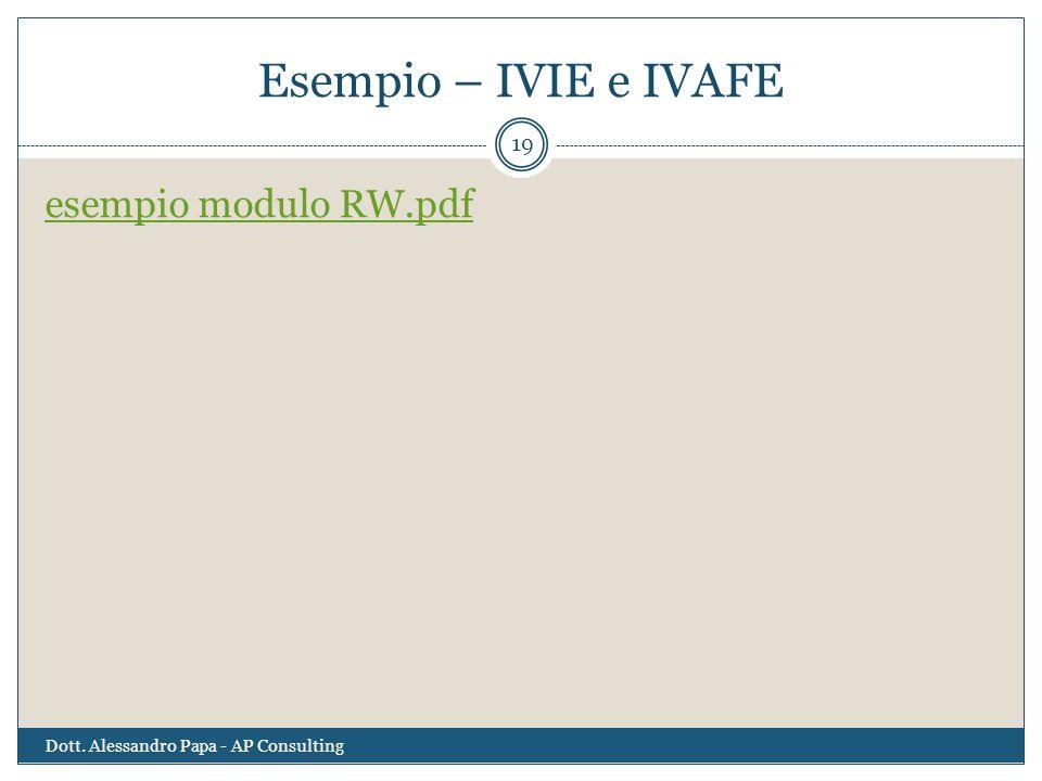 Esempio – IVIE e IVAFE esempio modulo RW.pdf