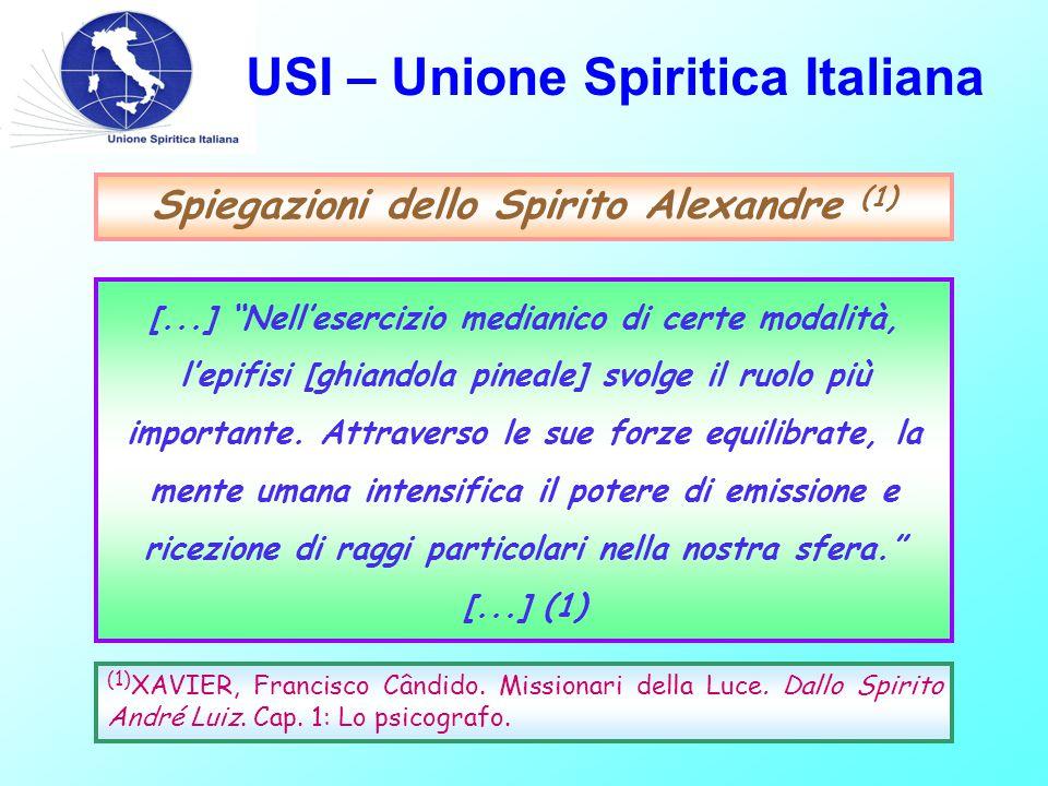 Spiegazioni dello Spirito Alexandre (1)