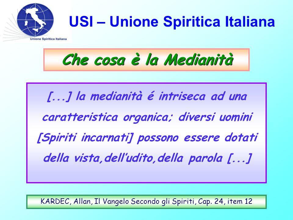 KARDEC, Allan, Il Vangelo Secondo gli Spiriti, Cap. 24, item 12