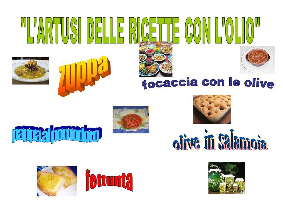 L ARTUSI DELLE RICETTE CON L OLIO
