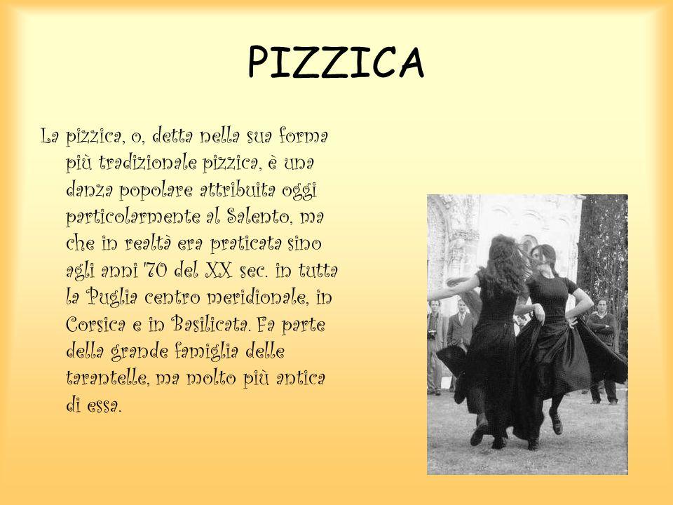 PIZZICA