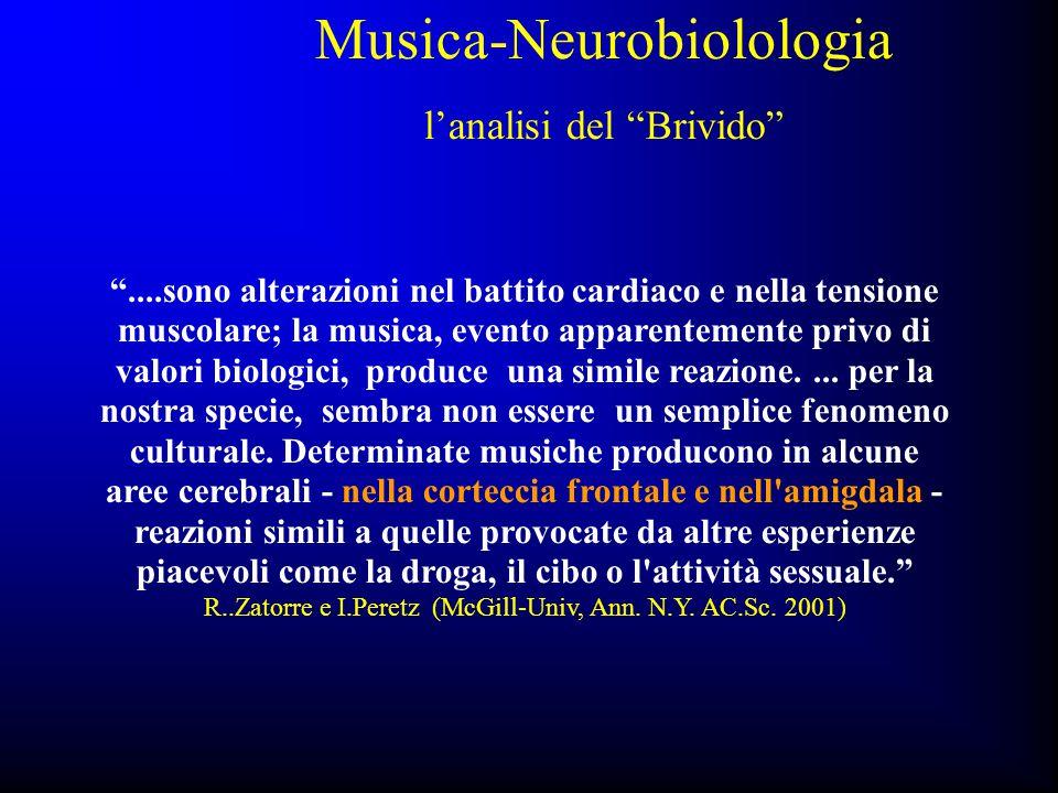 Musica-Neurobiolologia