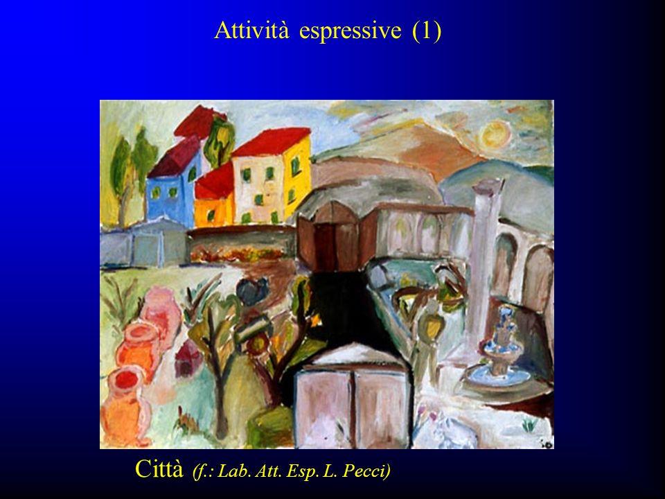 Attività espressive (1)