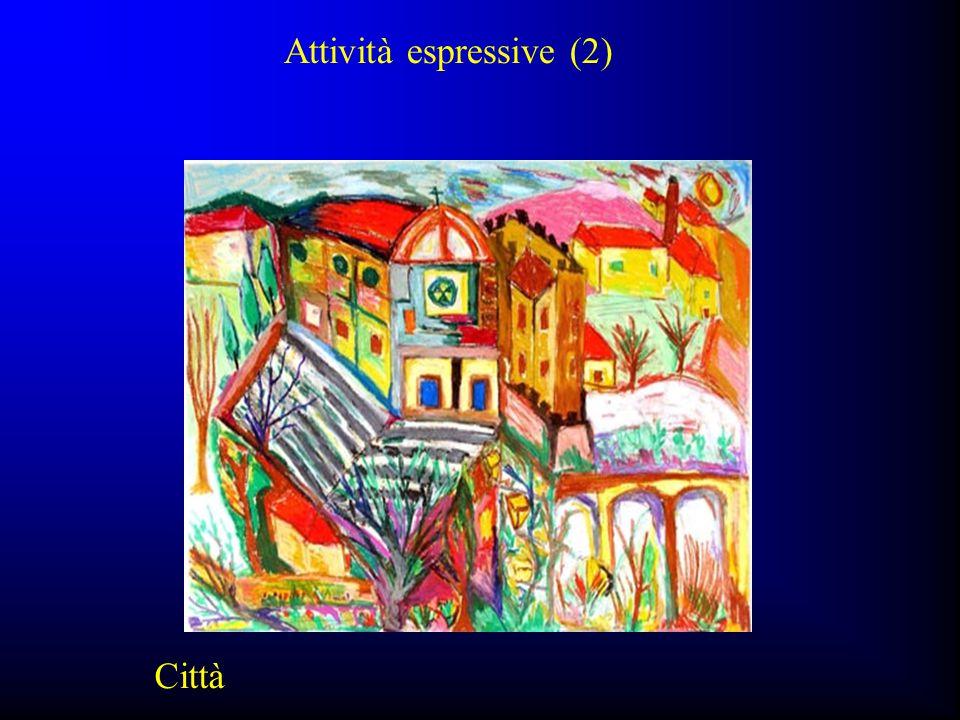 Attività espressive (2)